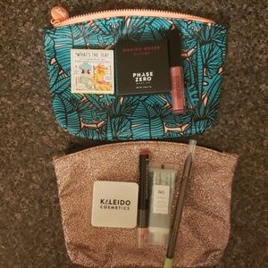 8 months of Ipsy Bags and (most) products